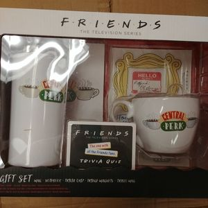 Friends tv show gift set